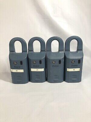 4 Ge Supra Ibox Lock Box Real Estate Security Set Of 4. For Parts No Key