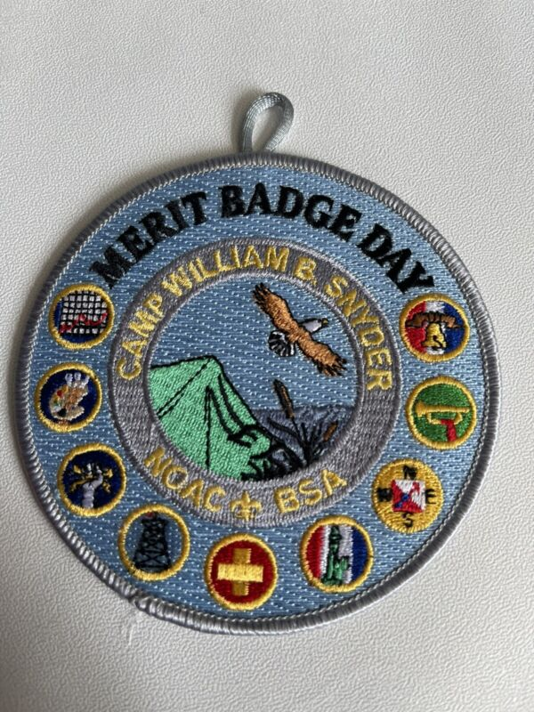 Merit Badge Day Camp William B Snyder National Capital Area Council NCAC