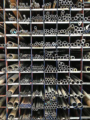 Dom Steel Round Tube 1 12 X .095 X 72