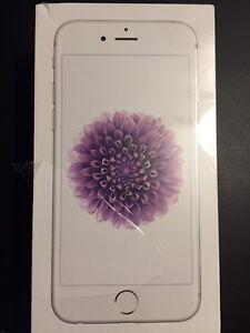 Apple iPhone 6 - Silver - 16 GB - BRAND NEW IN BOX - UNLOCKED