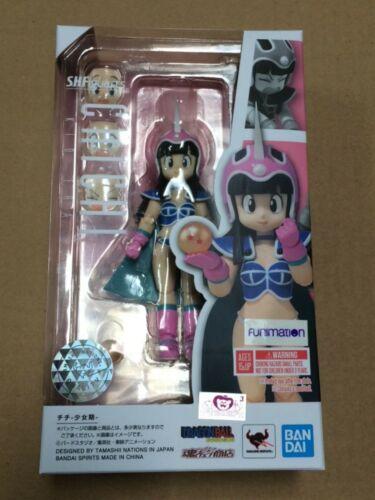 IN STOCK! S.H Figuarts Chi-Chi Kid Dragon Ball Action Figure Bandai Tamashii USA