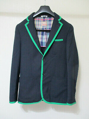 GANT Rugger Navy Blue Wool Club Blazer Jacket - Size 36