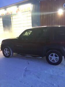 2003 Jeep Liberty sport 4x4 $3000 obo