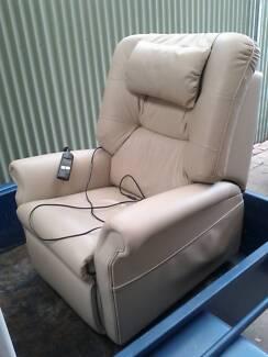 Leather Arm Chair - tilt assist Prospect Prospect Area Preview