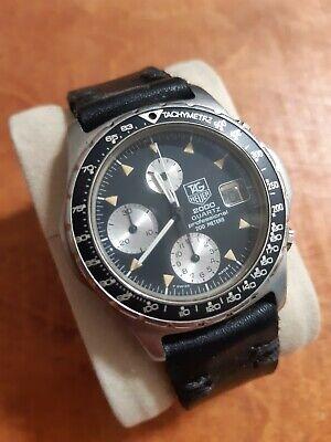 Tag Heuer 2000 Chronograph Reverse Panda