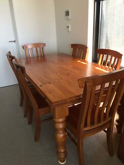 Good Solid Wood Dining Table