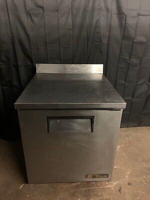 True Twt-27 27 Worktop Refrigerator Cooler Used