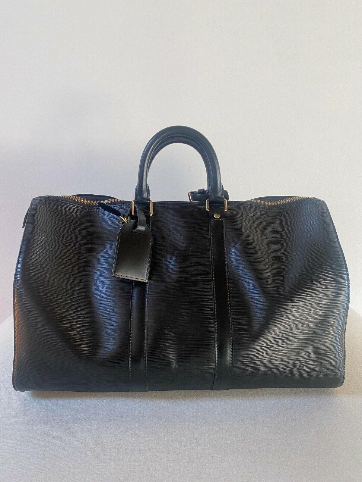 Louis Vuitton Keepall Bag Epi Leather 45 - $695.00