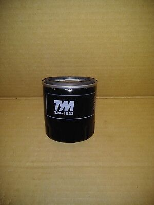 Tym 220-1523 Engine Oil Filter Fits 216 216b2 216b3 226b 226b2 232 232b 232b2