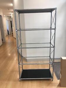Glass shelves Stirling Adelaide Hills Preview