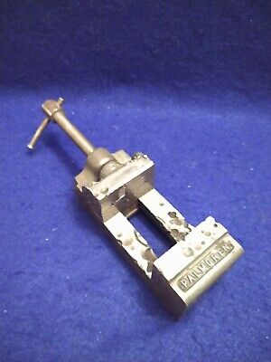 2-38 Palmgren Machinist Drill Press Vise Vintage Usa - See Pics
