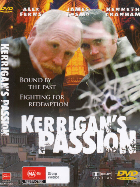 Kerrigan's Passion-2004-Alex Ferns- Movie-DVD