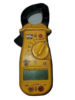 Uei Dl49 Digital Clamp On Meter - No Leads