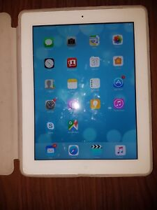 Apple iPad 4th generation with case