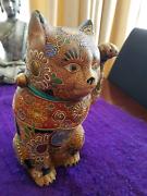 Real Kutani ware Cat Norwood Launceston Area Preview