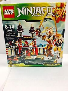 Lego Ninjago 70505 Temple of Light neuf