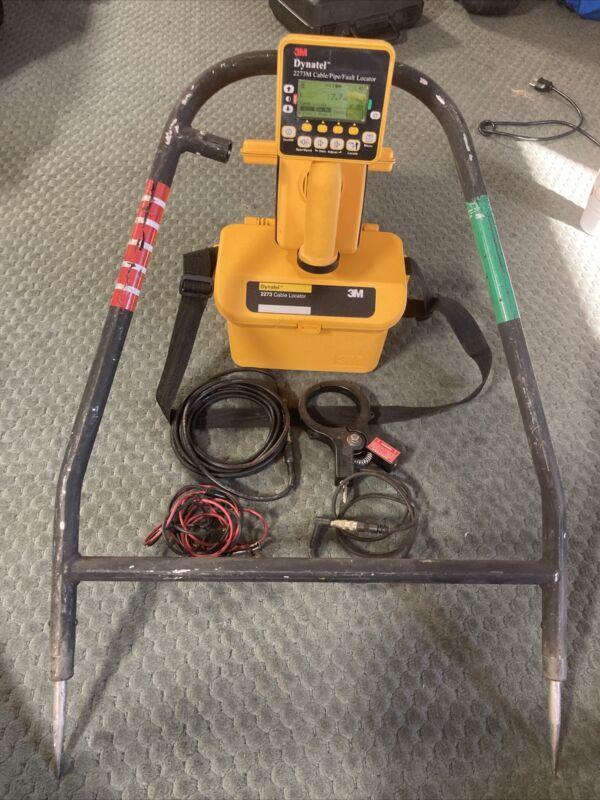 3M Dynatel 2273M Cable/Pipe/Fault Locator