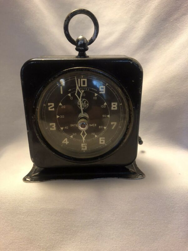 Vintage 1940-50's General Electric Interval X-Ray Timer