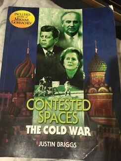 Contested Spaces The Cold War