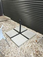 Umbrella base and concrete weight bases Adelaide CBD Adelaide City Preview
