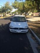 1998 Holden Barina Hatchback Pascoe Vale Moreland Area Preview