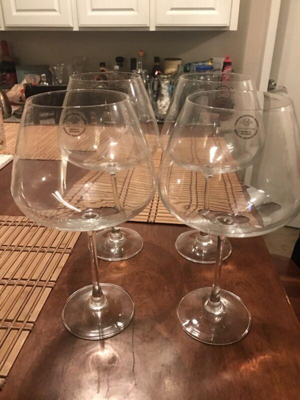 Tuscany Classics Burgundy Wine Glass by Lenox - Set of 4