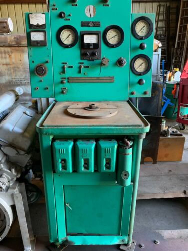 Bacharach Governor test stand instrument calibration tool Woodward