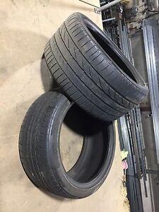 Bridgestone Potenza 19inch tyres Blacktown Blacktown Area Preview
