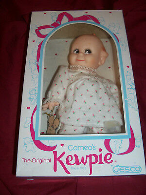 Old Cameo Kewpie Doll Jesco Vintage Girls Baby 12  Collector Collectible Toy