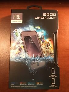 FRE Life proof iPhone 6/6S case gray
