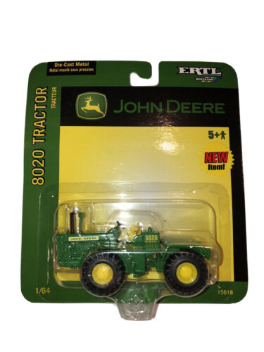 1/64 John Deere 8020 New In Original Package