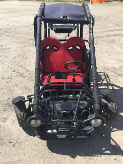 Buggy 110 cc electric start