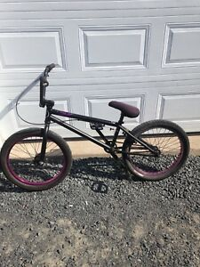 BMX bike with pegs 250$ obo
