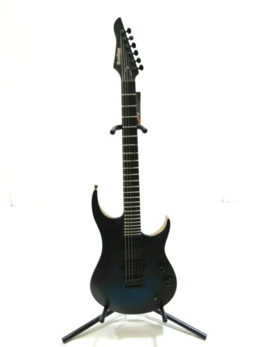 Subzero Generation Pro Electric Guitar, Black Ice Burst-DAMAGED-RRP £299