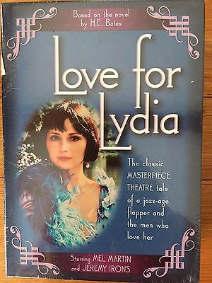 Love For Lydia  4 Dvds  2003  Brand New Masterpiece Theatre Free Ship Oop