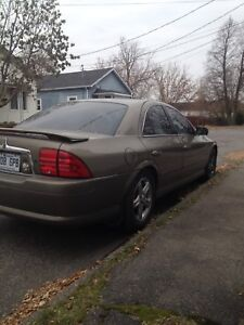Lincoln ls 5speed 2001