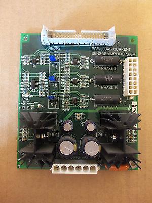 Aerovironment Pcba  Load Current Sensor Amplifier 08331 20 B Av 08332 Bp100004