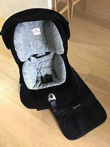 Britax 'Safe n Sound' Meridian 0 - 4 years Convertible Car Seat Breakfast Point Canada Bay Area Preview