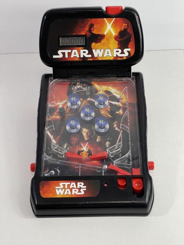 Star Wars Awakens Pinball Machine tabletop Works