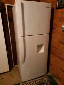 LG Fridge Top Mount Single Door Refrigerator 400L