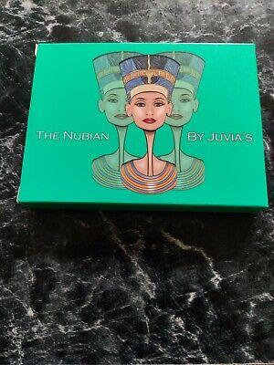 Juvia's Place Nubian Eyeshadow Palette - GENUINE.