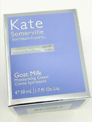KATE SOMERVILLE Goat Milk Moisturising Cream 50ml NEW & BOXED