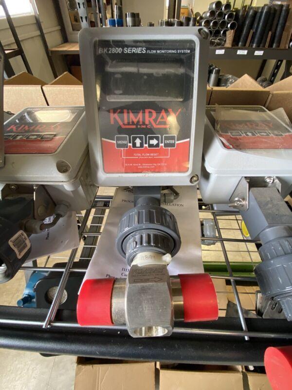 Kimray BK2800 Series Bbls. Counters
