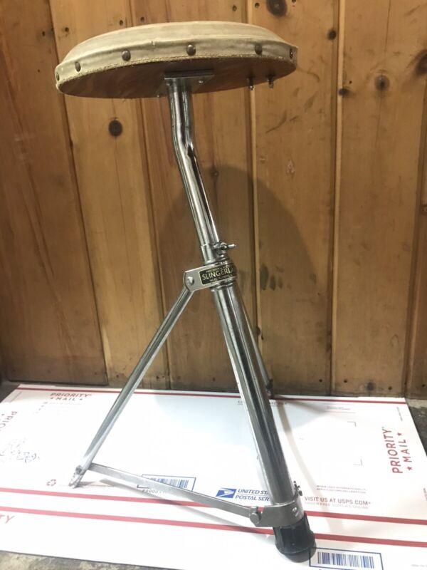 Vintage Slingerland Rocket Drum Throne