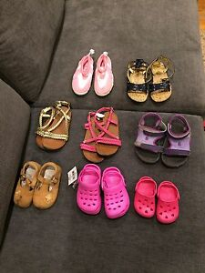 Toddler to girls sandals