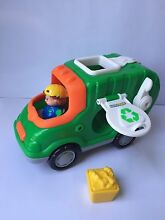 Little people rubbish truck Bardwell Valley Rockdale Area Preview