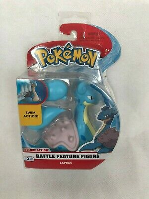 Pokemon Battle Feature Figure Lapras-4.5''