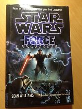 STAR WARS THE FORCE UNLEASHED (brand new) Randwick Eastern Suburbs Preview