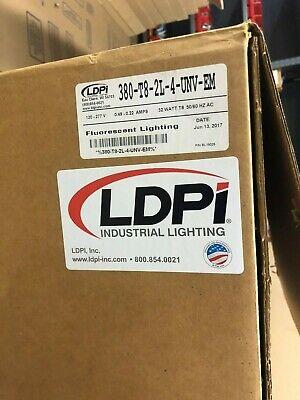 "LDPI 89024 Explosion Proof Booth Lights 50/"" X 14/"""
