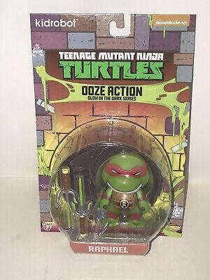 Tmnt Teenage Mutant Ninja Turtles Schlamm Aktion Leuchtfarbe Raphael Figur ()